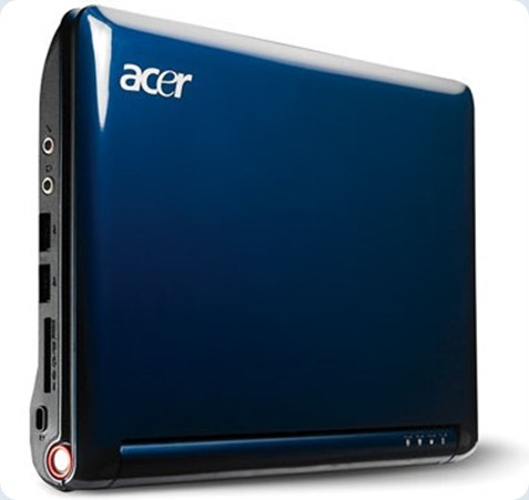 Acer Aspire One A150 Acer Aspire One A150 8 9 Quot